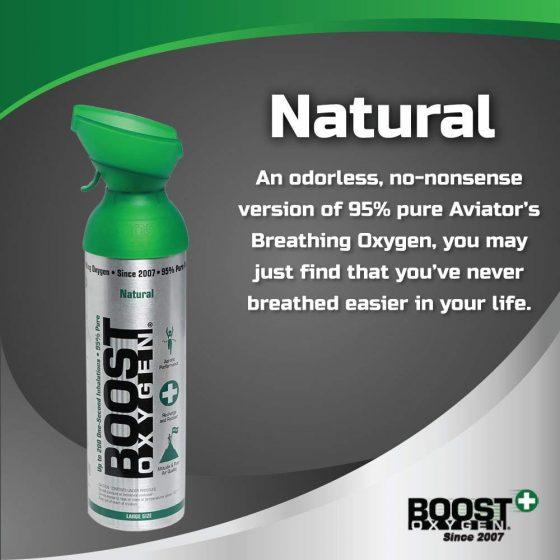 Boost Oxygen Natural